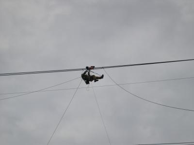 MRT of overhead transmission lines